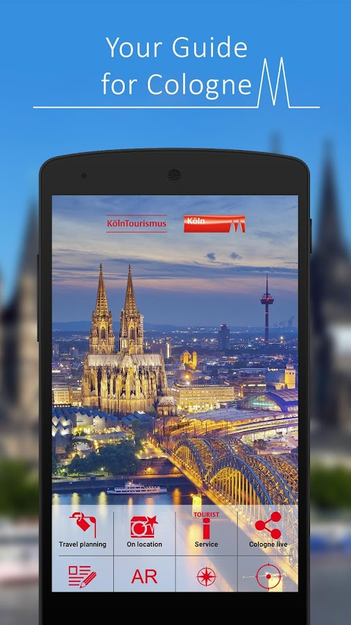 Cologne Guide- screenshot