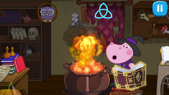 Game Magic school: Little witch APK for Windows Phone