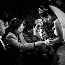 Wedding photographer Vincent Mu (AM1934). Photo of 14.09.2017
