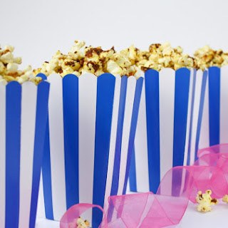 Sweet, Salty And Spicy Popcorn