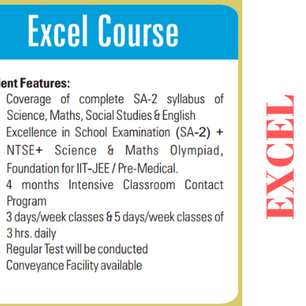 Dynamic Classes - Coaching Center in Greater Noida