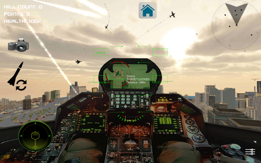 AirCrusader: Jet Fighter Game, Air Combat Command  {cheat|hack|gameplay|apk mod|resources generator} 1