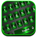 Green Black Metal Keyboard APK