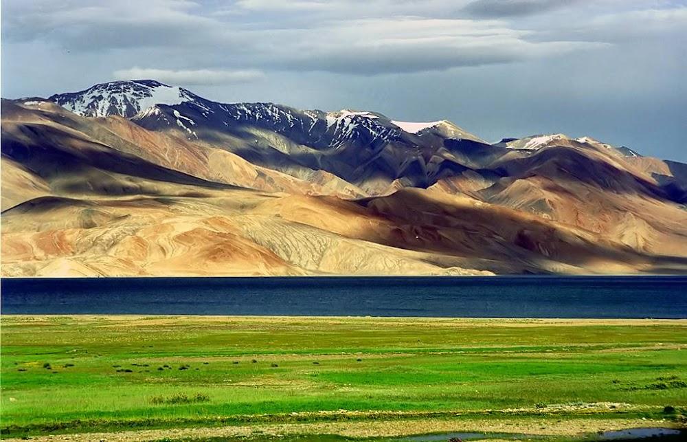highest plateau in kashmir ladakh_image
