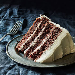 Ina Garten's Devil's Food Cake.