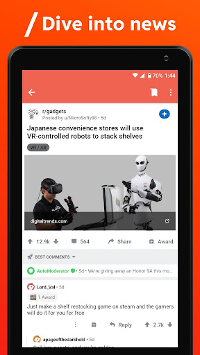 Reddit  screenshots 16