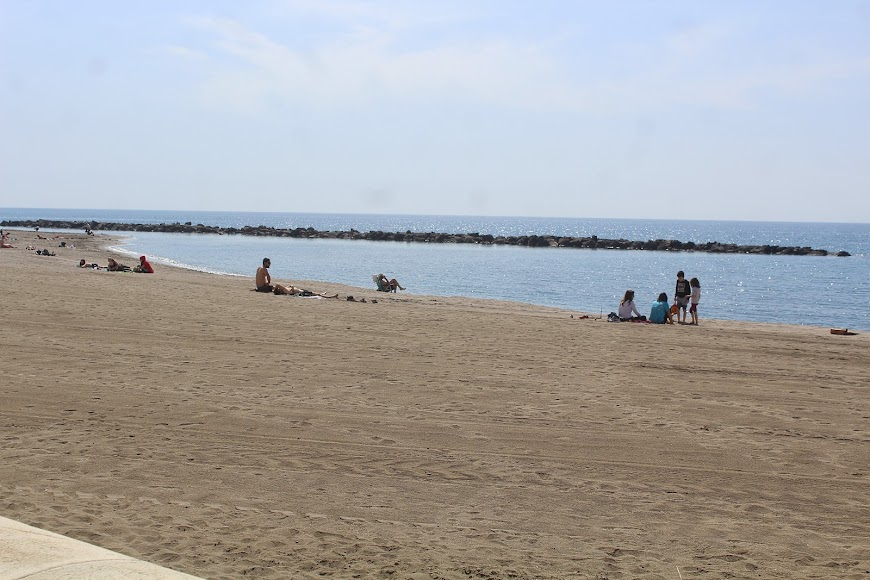 Playa del Zapillo.