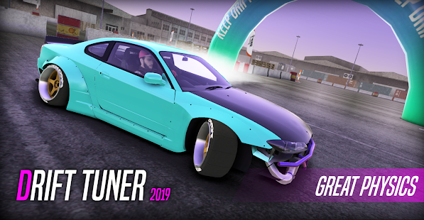 Drift Tuner 2019 - Underground Drifting Game Screenshot