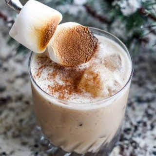 Spiked Hot Chocolate Irish Whiskey.