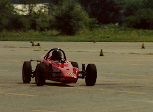 Photo: Menzinger FV 1983 GCC ax at an autocross in South Jersey Submitted by Gary Cossaboon