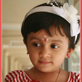 Nabami Morning .. by Hridi Roy - Babies & Children Child Portraits