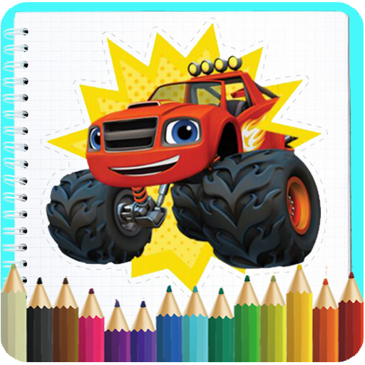 app insights how to color blaze and monster machines apptopia