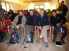 Photo: Da sinistra: Renzo Motta (vicepresidente SISEF), Gabriele Bucci (web manager), Piermaria Corona (Presidente)