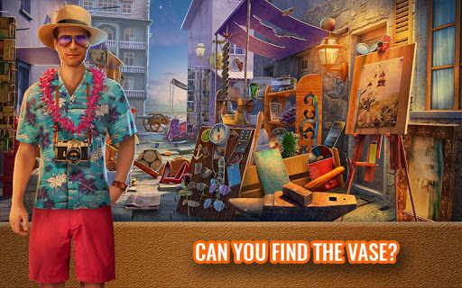 Summer Vacation Hidden Object Game 2.2 screenshots 11