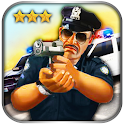 Police Car Gangster Chase icon