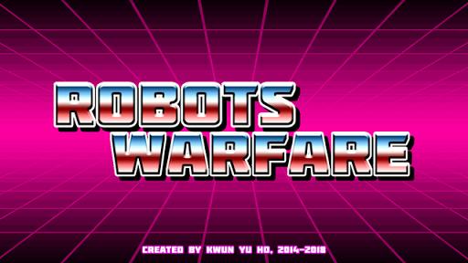 Robots Warfare  screenshots 1