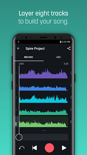 Spire Music Recorder 1.11.1.3373 screenshots 2