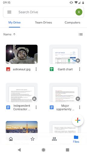 Google Docs screenshot 3