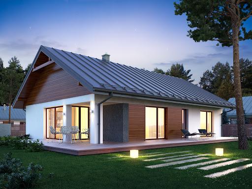 projekt Endo drewniany