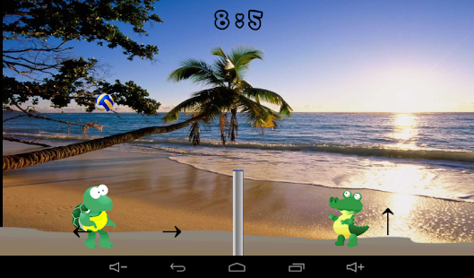 Volleyball Mobile Beach Game- screenshot thumbnail