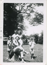 Photo: Bonnie, Charles, Verna Lou & Sondra  1958