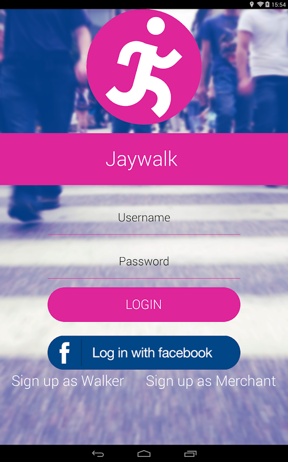 Jaywalk- screenshot