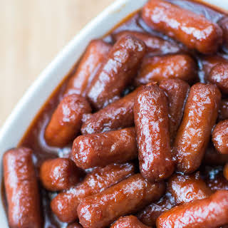 Crock Pot Little Smokies.