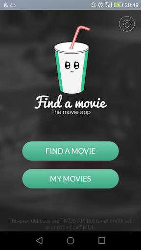 Find a movie