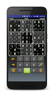 Sudoku 2Go Free- screenshot thumbnail
