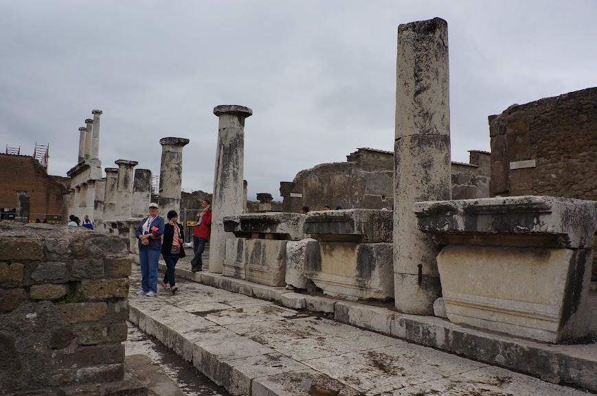 Pompeii, Italy (2015)