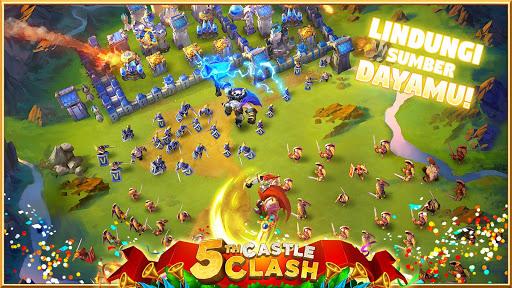 Castle Clash: Pasukan Perkasa  {cheat|hack|gameplay|apk mod|resources generator} 3