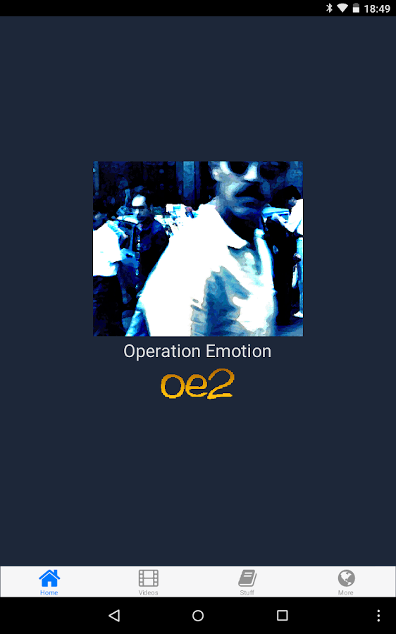Oe2- screenshot