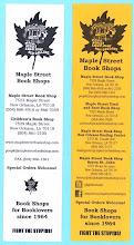 Photo: Maple Street Book Shops