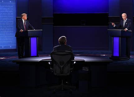 Image result for trump biden debate