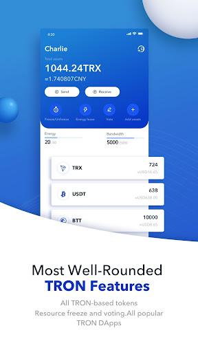 TronLink Pro - The Best TRON Wallet  screenshots 2