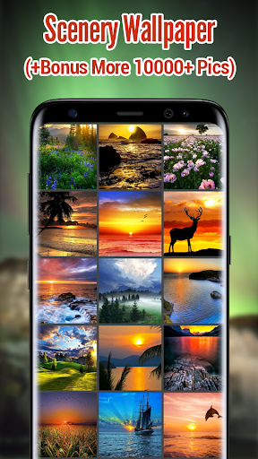 Scenery Wallpaper screenshots 17