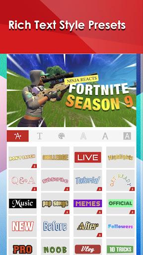 Thumbnail Maker for YT Videos screenshot 5