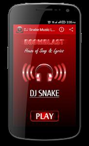 DJ Snake Middle Songs 2016 screenshot 1