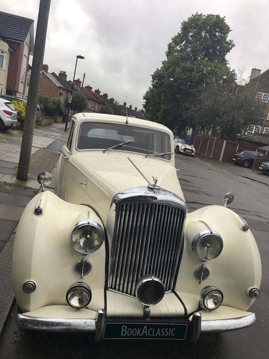 Bentley R Type Hire London