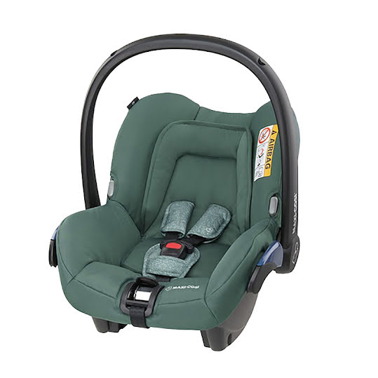 Maxi Cosi Citi Carrier Infant Nomad Green