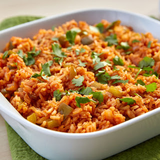 Basic Spanish Rice.
