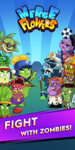 Game Merge Flowers vs Zombies APK for Windows Phone