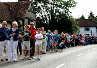 Photo: Expectant Crowd