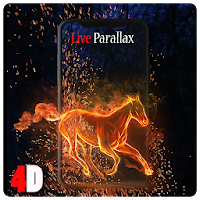 4D Live Parallax Wallpapers 3D  4K/HD Backgrounds