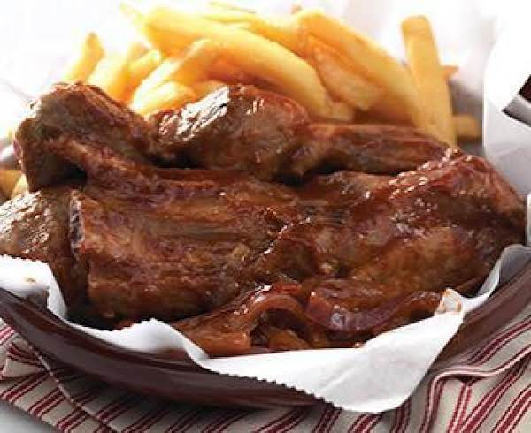Beer Braised Country Style Pork Ribs Recipe