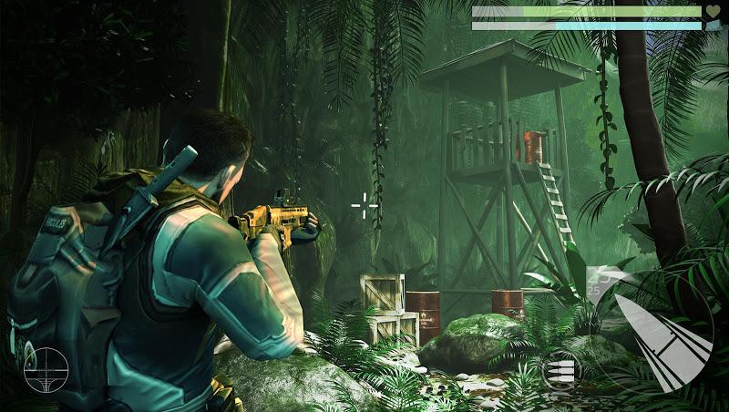 Cover Fire: Shooting Games PRO Screenshot 2