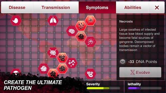 Plague Inc MOD APK 1.17.1 (Unlimited DNA + Full Unlocked) 4