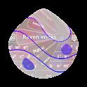 Raven wings GO Keyboard icon
