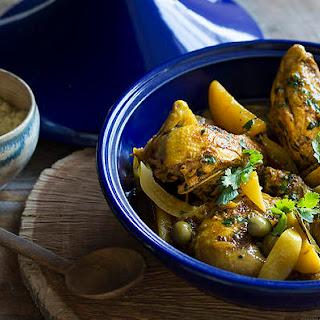 Chicken Tagine
