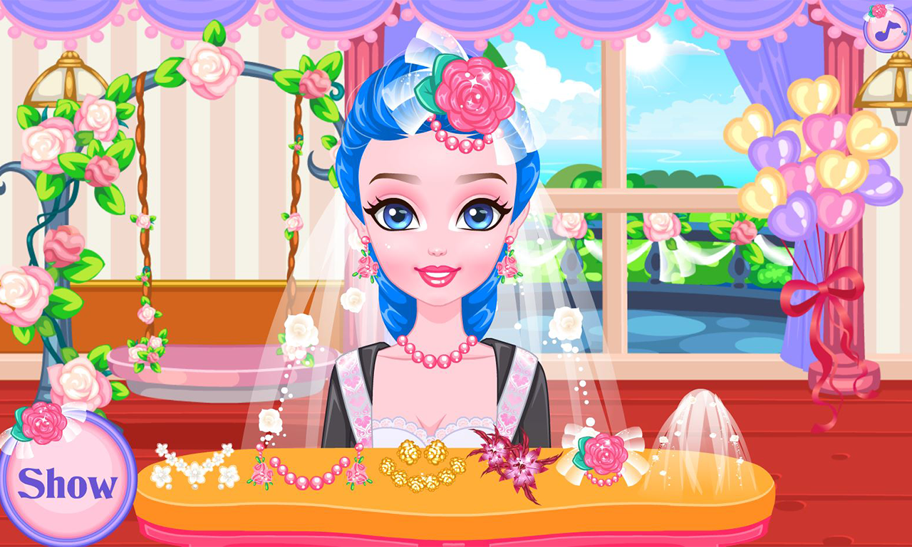 Marvelous Wedding Hairstyles Game Android Apps On Google Play Hairstyle Inspiration Daily Dogsangcom